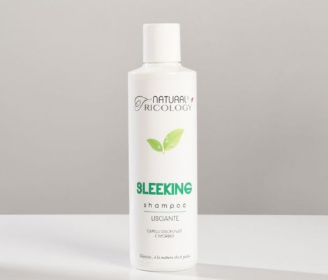 shampoo sleaking 250 ml